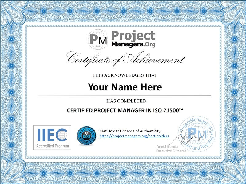 Certificate-Owner